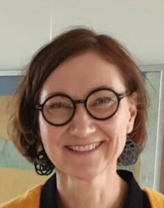 Maria Smolander Headshot